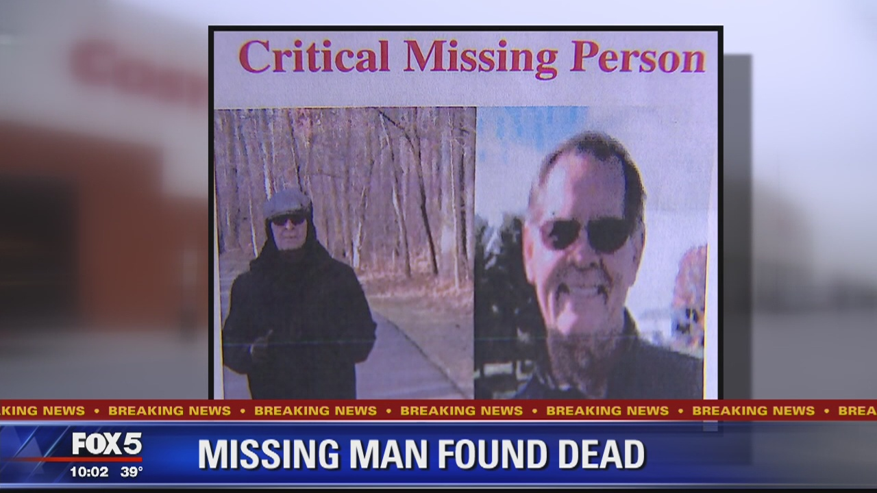 Missing 65-year-old Prince George's County man with dementia found