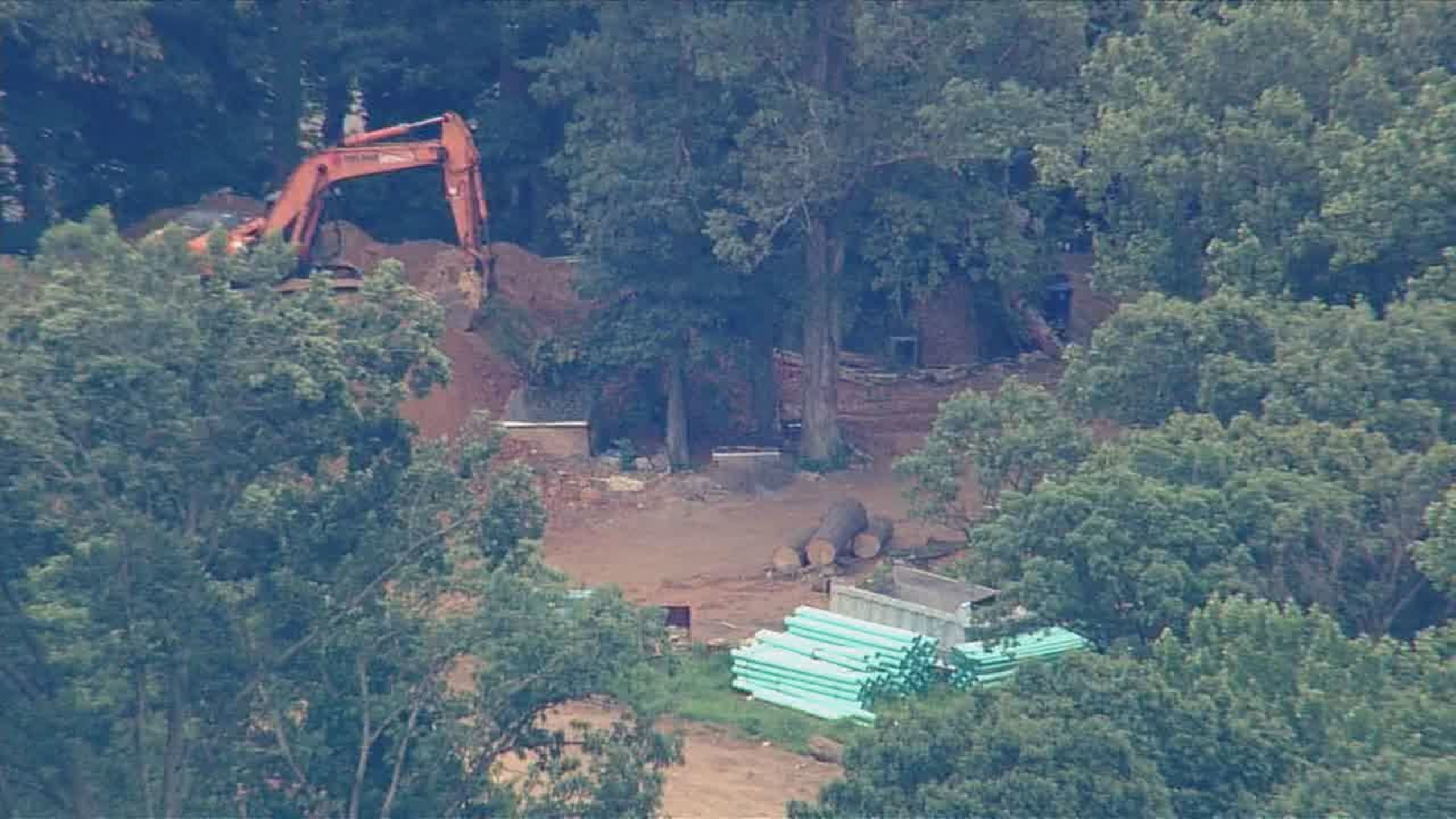 Fairfax County Police investigating juvenile death in construction