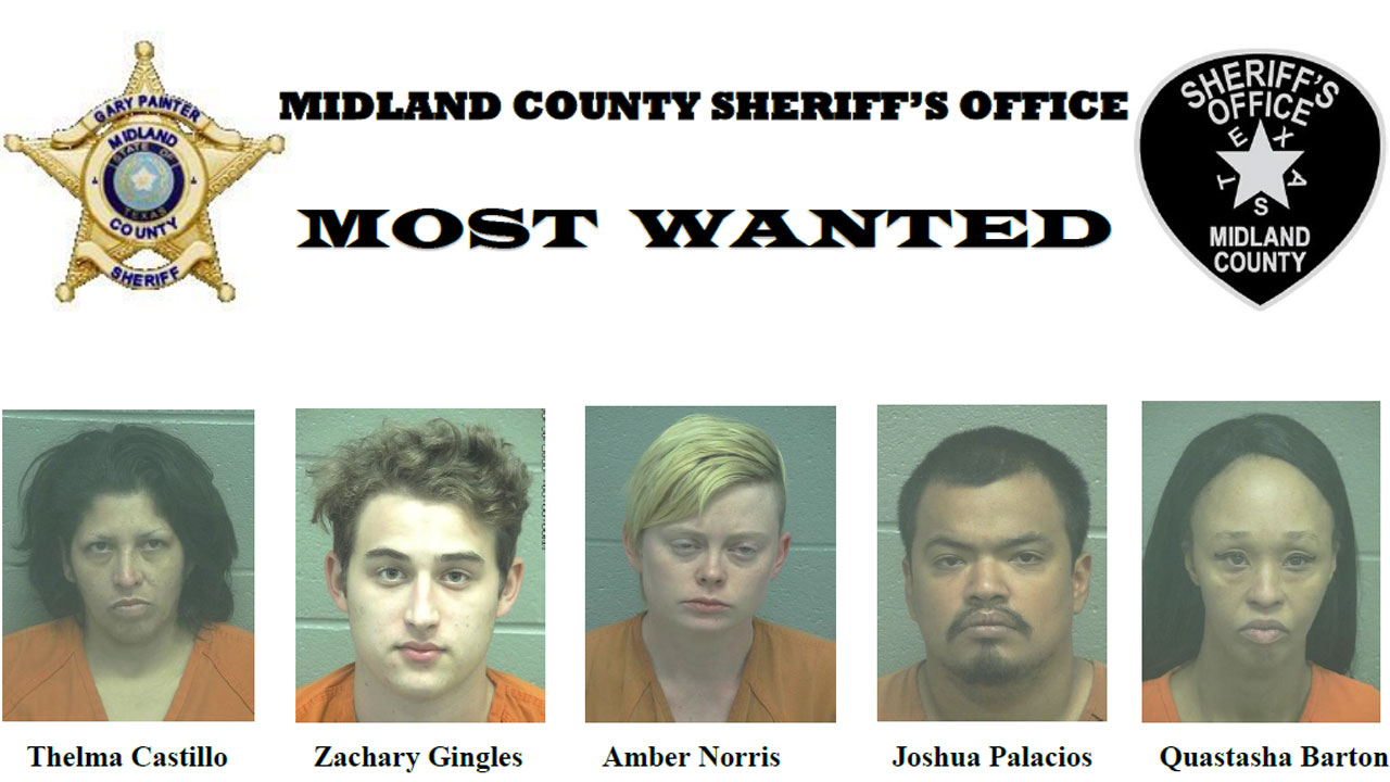 Sheriff's office offers to 're-take' mugshots for 5 most