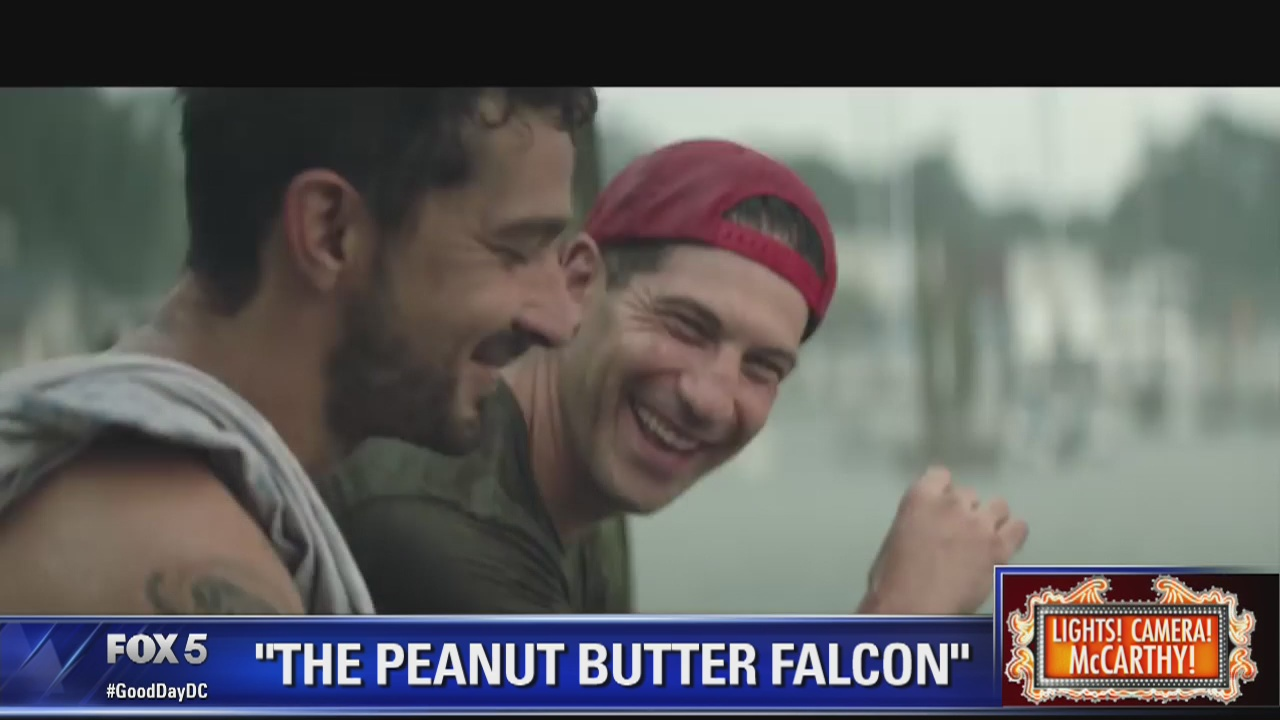 Kevin reviews 'The Peanut Butter Falcon,' 'Blinded By The Light' and 'Good Boys'