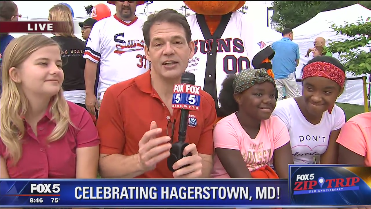 Hagerstown | Zip Trip: Saying Hello!