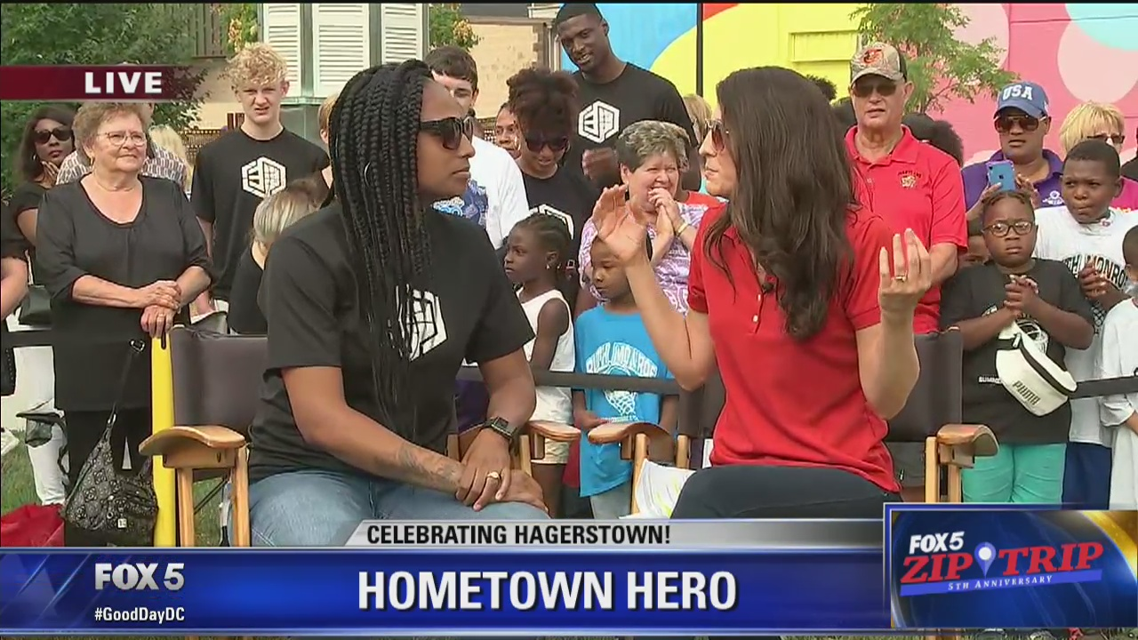 Hagerstown | Zip Trip: Hometown Hero