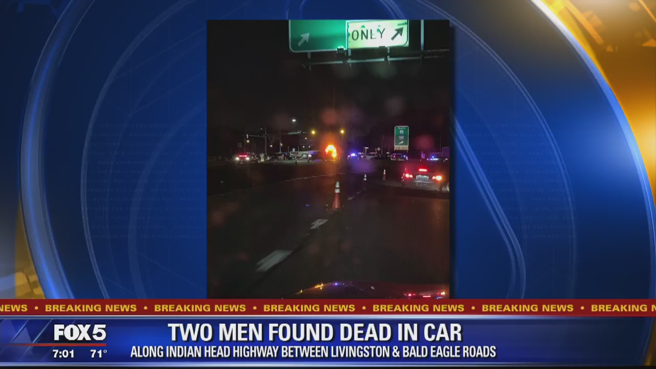 Double homicide investigated in Oxon Hill after 2 men found