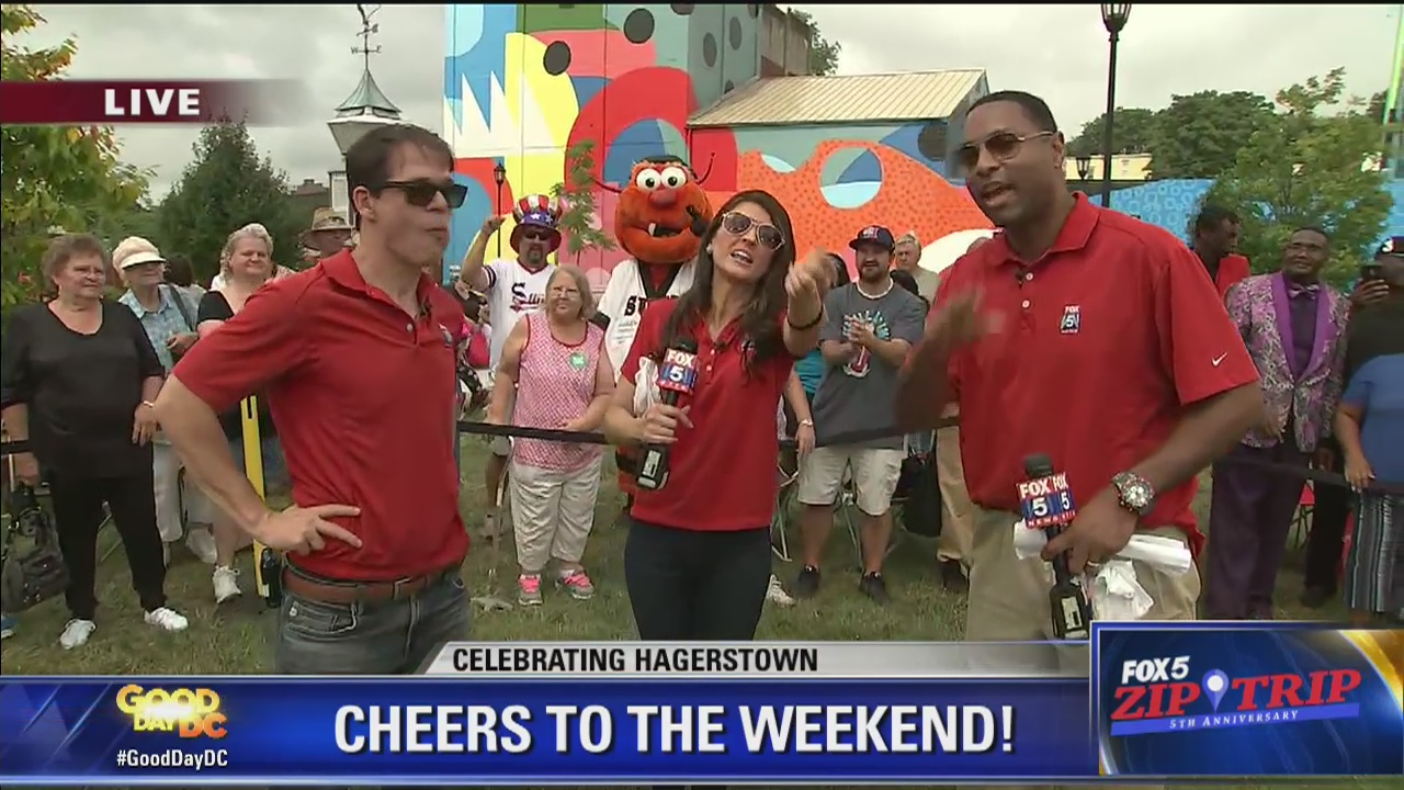 Hagerstown | Zip Trip: It's a Wrap!
