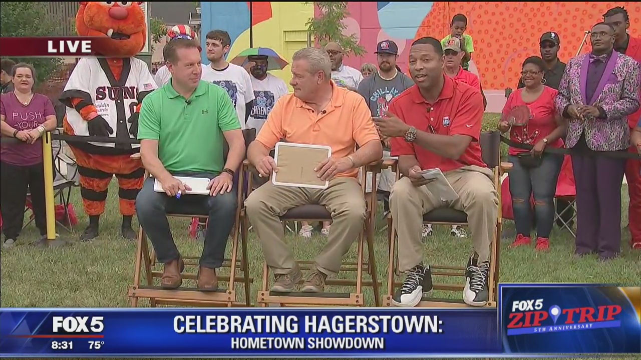 Hagerstown | Zip Trip: Hometown Showdown!