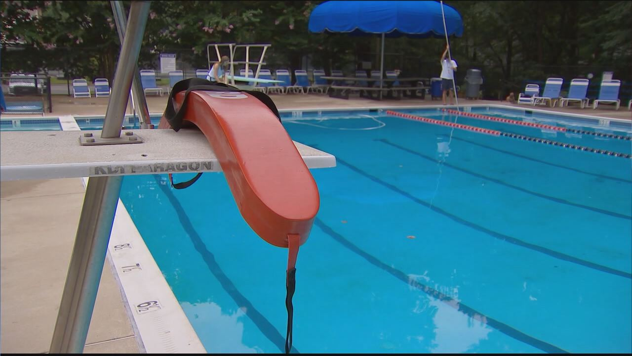 Several pools vandalized in Reston over the weekend, officials say