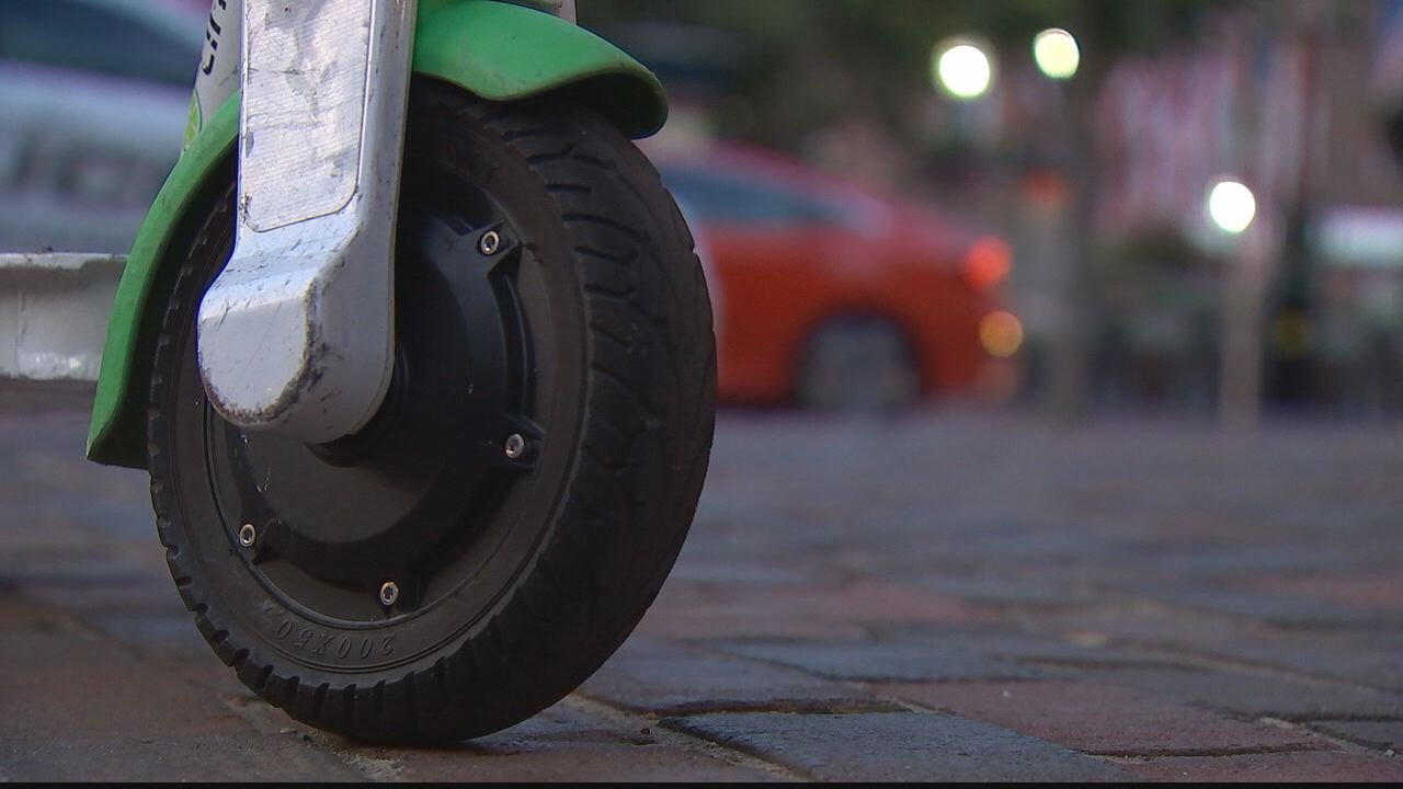 Alexandria police targeting nuisance scooter use