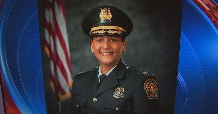 Montgomery County police chief candidate withdraws name from