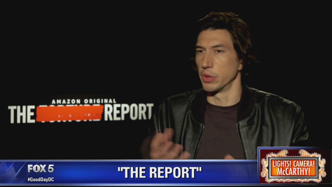 Montgomery County Traffic Cameras >> Adam Driver stars in 'The Report'   FOX 5 DC