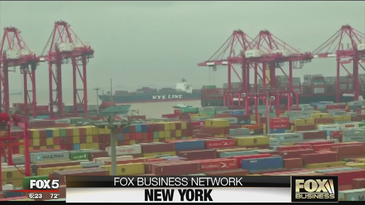 FOX Business Beat: China US Trade