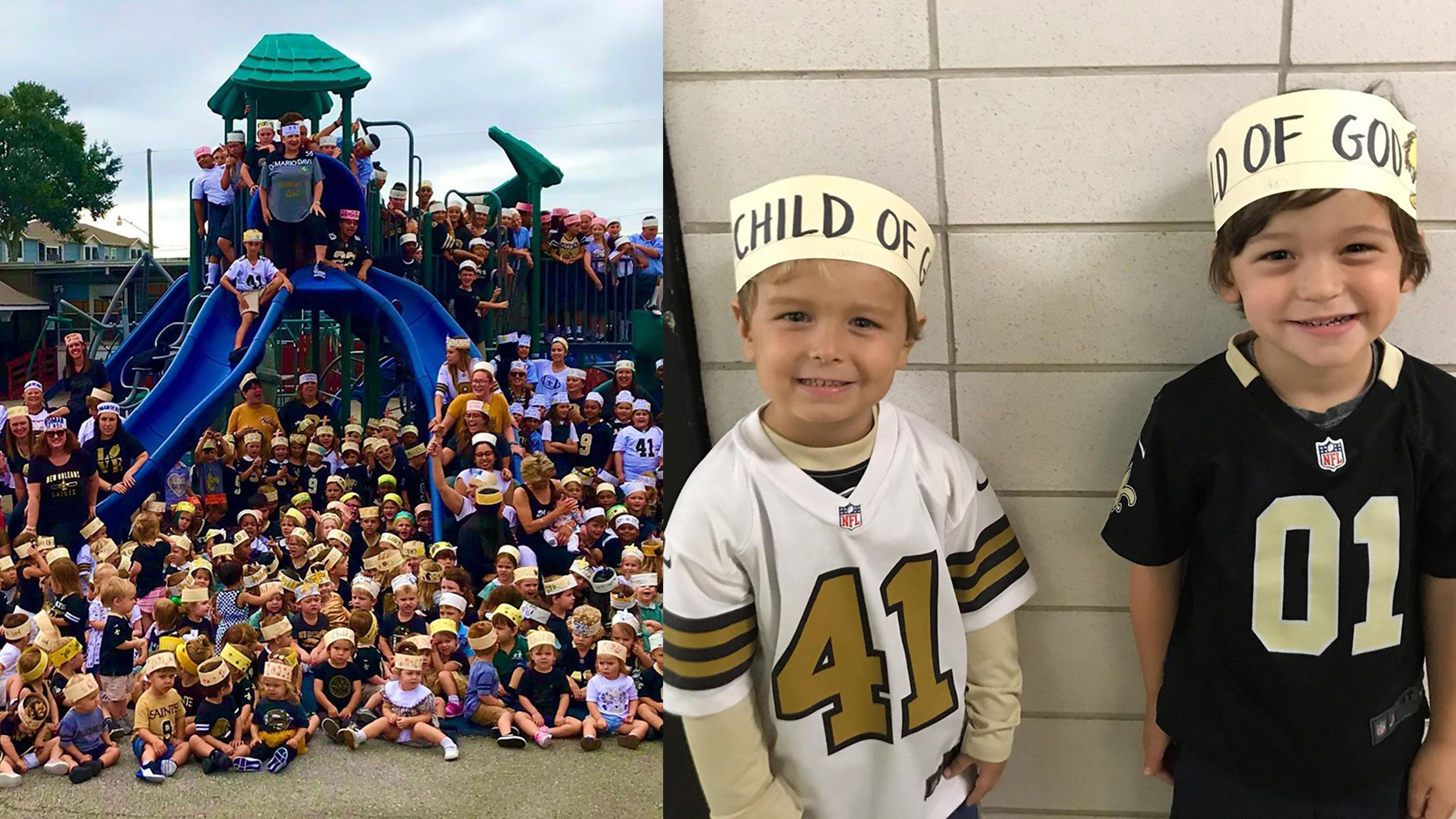 NFL Baby Headband