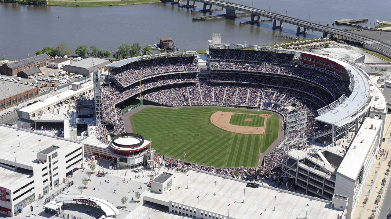 Nationals Park to host World Series watch parties