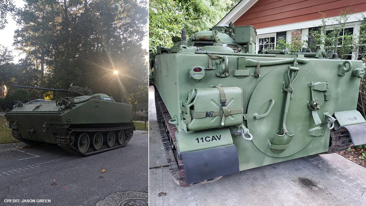 Military Tanks For Sale >> Restored Vietnam Era Military Tank Selling For 85k On