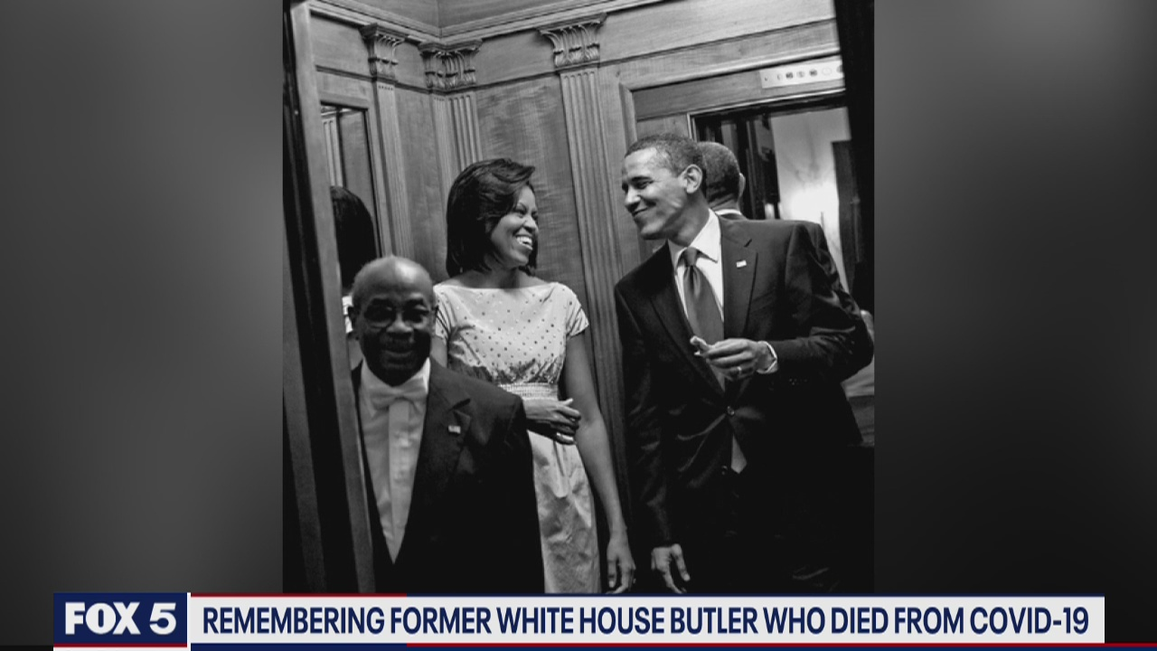 Former White House butler Wilson Roosevelt Jerman dies of COVID-19 ...