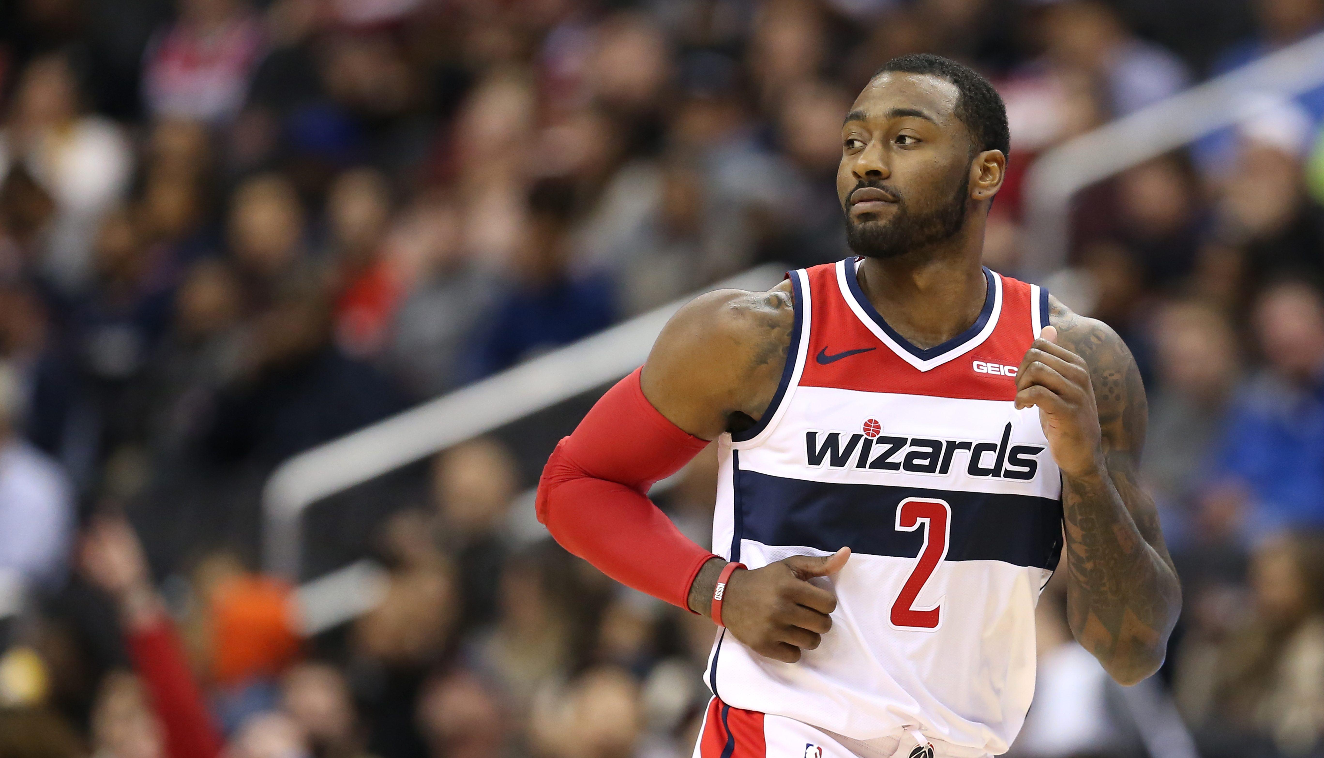 Washington Wizards Washington Wizards rule out John Wall returning this season